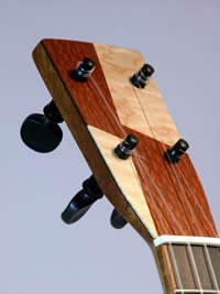 Peghed Geared Tuners